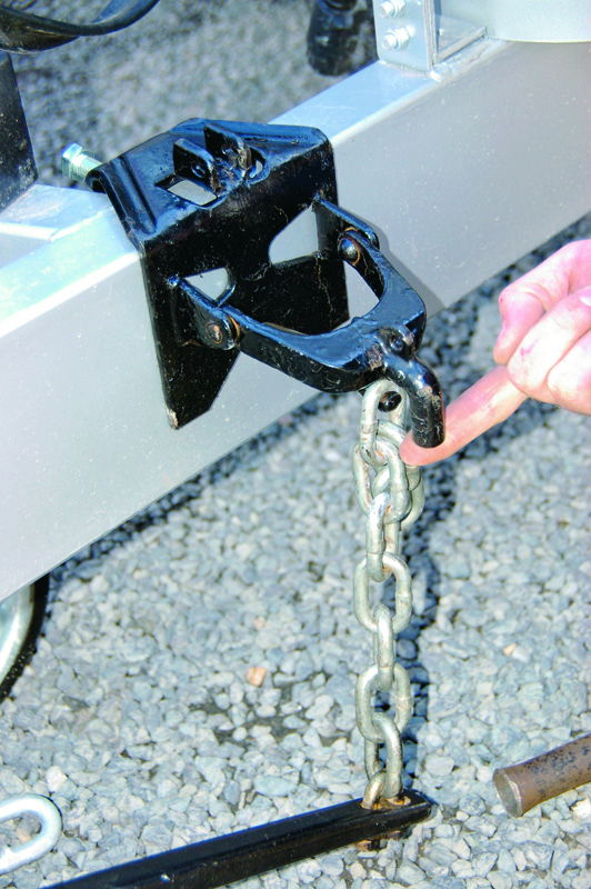 How To Set Up A Weight Distribution Hitch - Without A ...