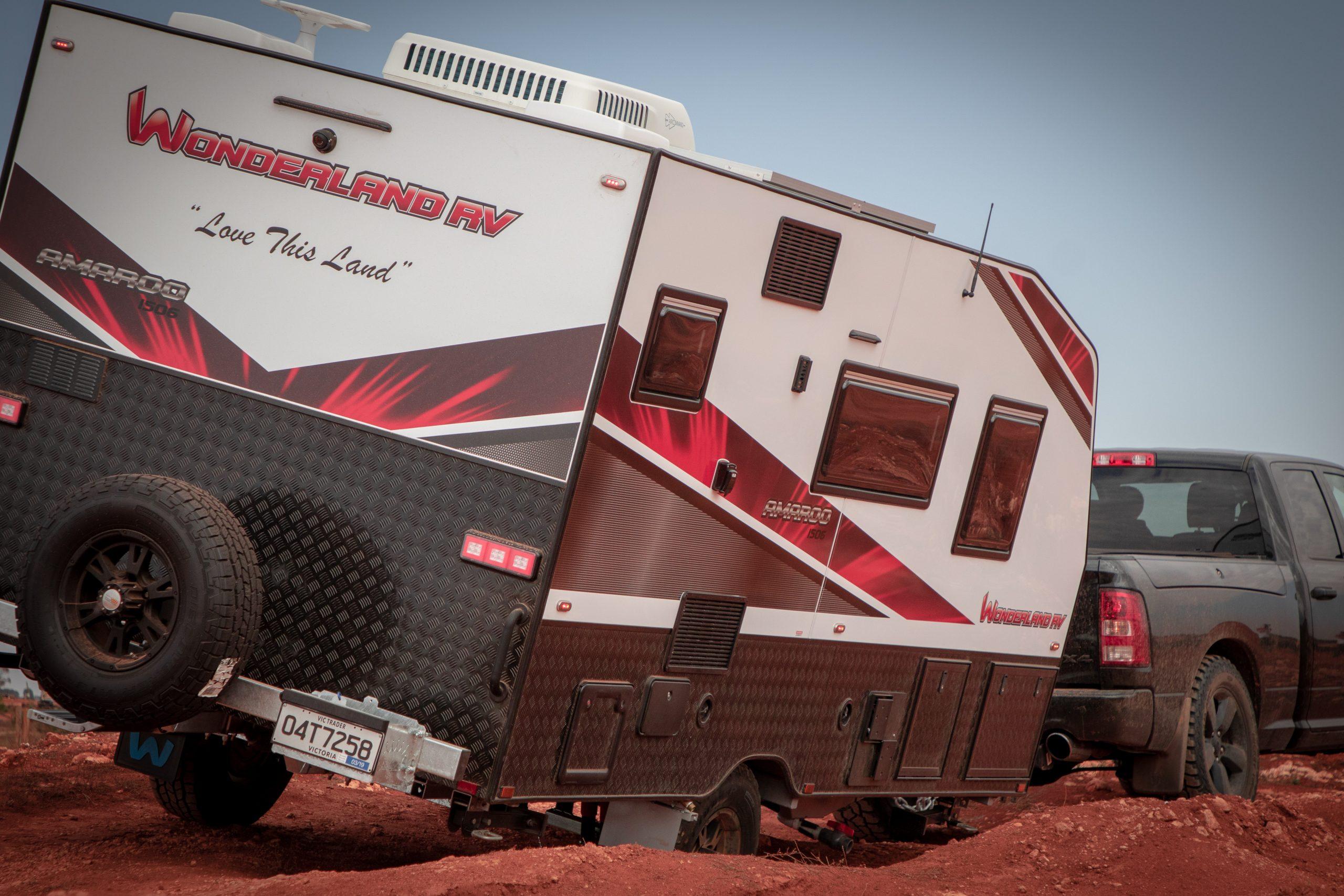 AL-KO Tough Test Caravan Review
