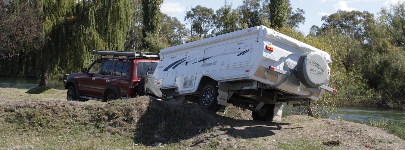Maximise caravan internal storage